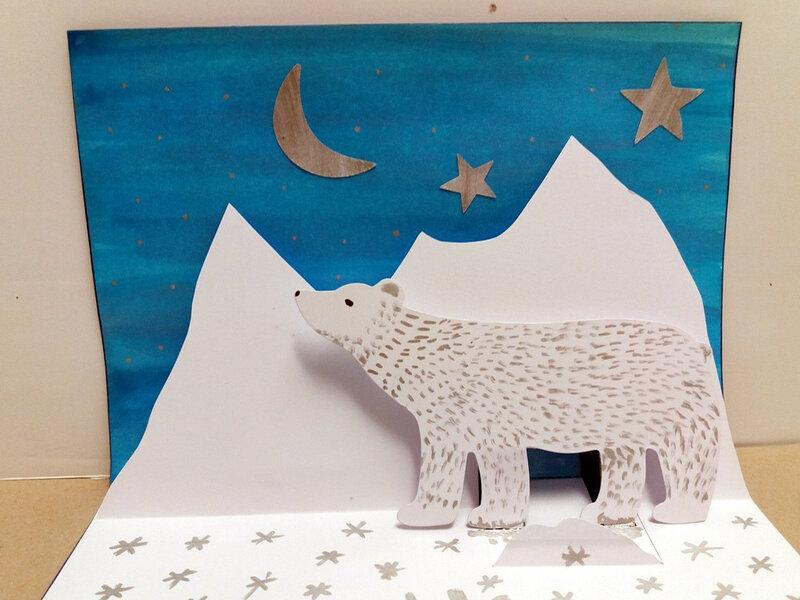 338-Noël et Nouvel an-L'ours sur la banquise (96)