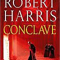 Conclave, de robert harris