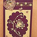 12 Purple Valentine