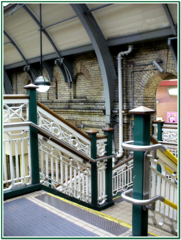 16-Mireille Métro Londres