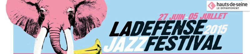 La Défense Jazz Festival bandeau