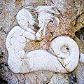 Chez la vouivre de la combe à la serpent