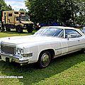 Cadillac eldorado convertible de 1974 (retro meus auto madine 2012)