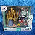 Disney animators' collection littles : ariel micro playset