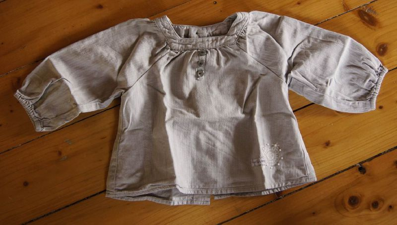 blouse natalys 6m