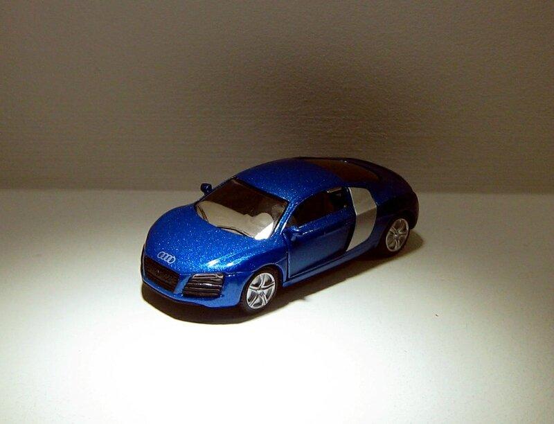 Audi R8 (Siku)