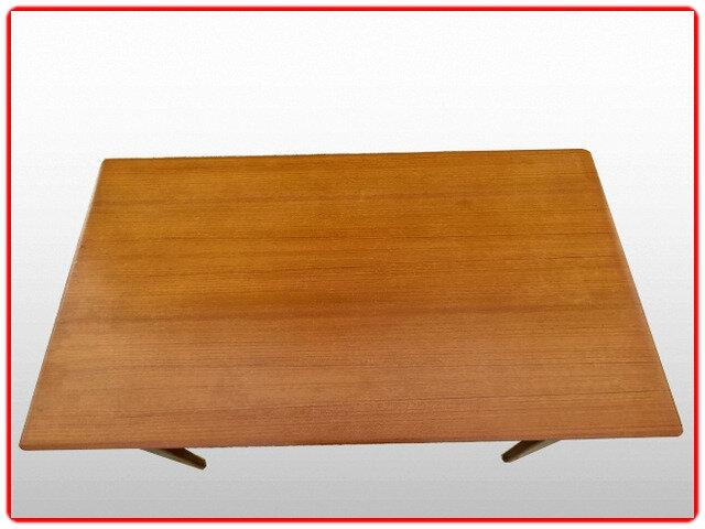 table LB vintage scandinave 1960