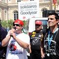 Jq- Continental & Goodyear à Amiens mardi 2 juin 2009