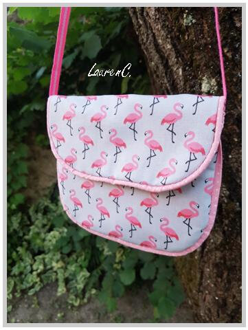 POCHETTE ENFANT FLAMANTS