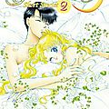 Sailor moon short stories tome 2 ~~ naoko takeuchi