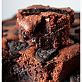 Brownie Oreo de Milie