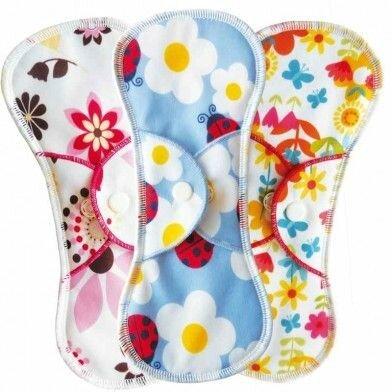 serviettes lavables fabulous flo
