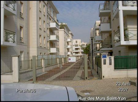9 - Résidence Les terrasses du Levant - 2007 - 23 Avril - n°8 à 16