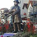 Une nouvelle statue à alfortville