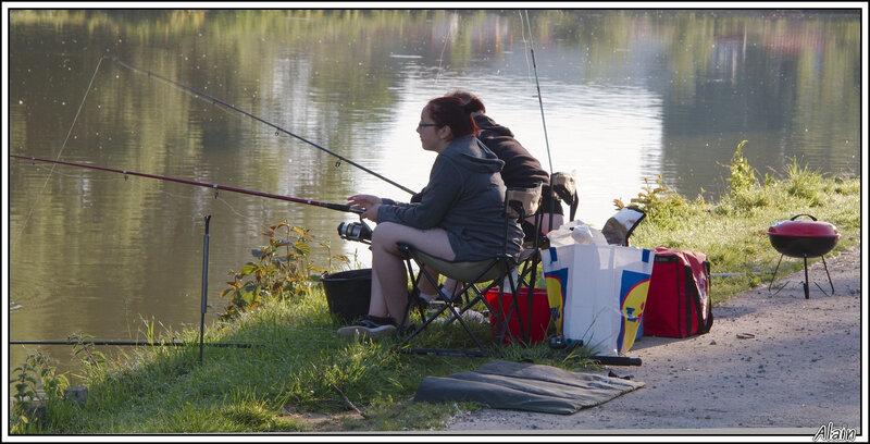 pêche sportive !