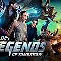 Legends of tomorrow - série 2016 - cw