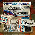 BMW 320i RACING Tamiya 1.24