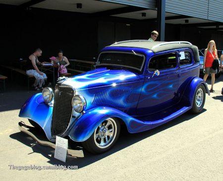 Ford C400 steelbody 2 sedan de 1933 (RegioMotoClassica 2011) 01