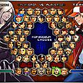 Test of the fighting : the king of fighter 2002 unlimited match