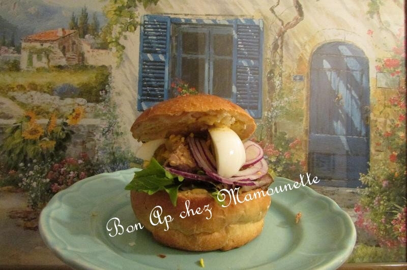 hamburger thon oeuf tomate salade 037-