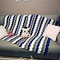 des plaids et couvertures
