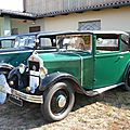 MATHIS Type PYC faux cabriolet 1931 Rustenhart (1)