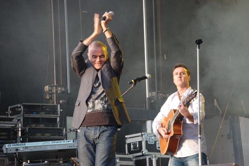 5 sept 2010 fête de l'andouille avec jean pierre mader et collectif métissé (120)