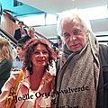 La romancière joëlle ortega-valverde rencontre jacques weber