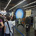 Stargate géante