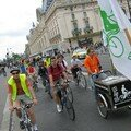 Convergence cycliste sur paris le dimanche 8 juin 2008