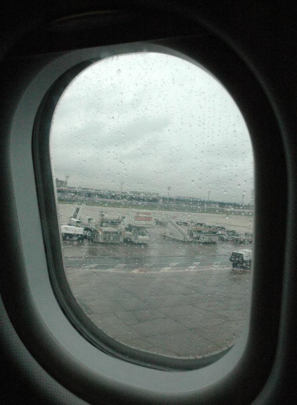 vue du hoblot, il pleut !!!!