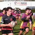 Saison 2010-2011, Cadets / Jasmins-Agenais, 5 février