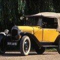 1921 - Citroën 5CV Trèfle