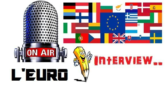 EURO INTERVIEW logo