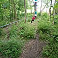 Accro branche au jumping forest - seine et marne