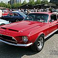 Shelby gt350 fastback coupe-1968