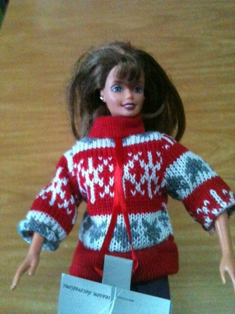 barbie noel 1
