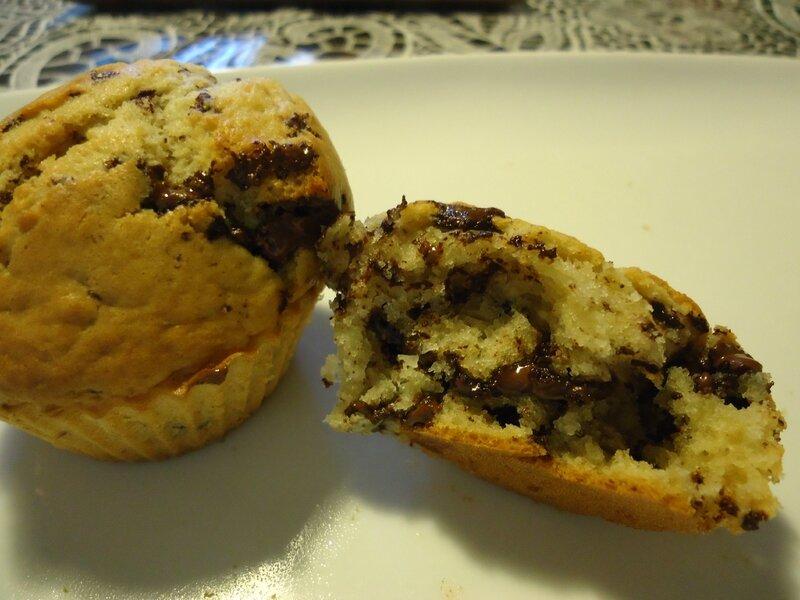 muffins choco et coco 1