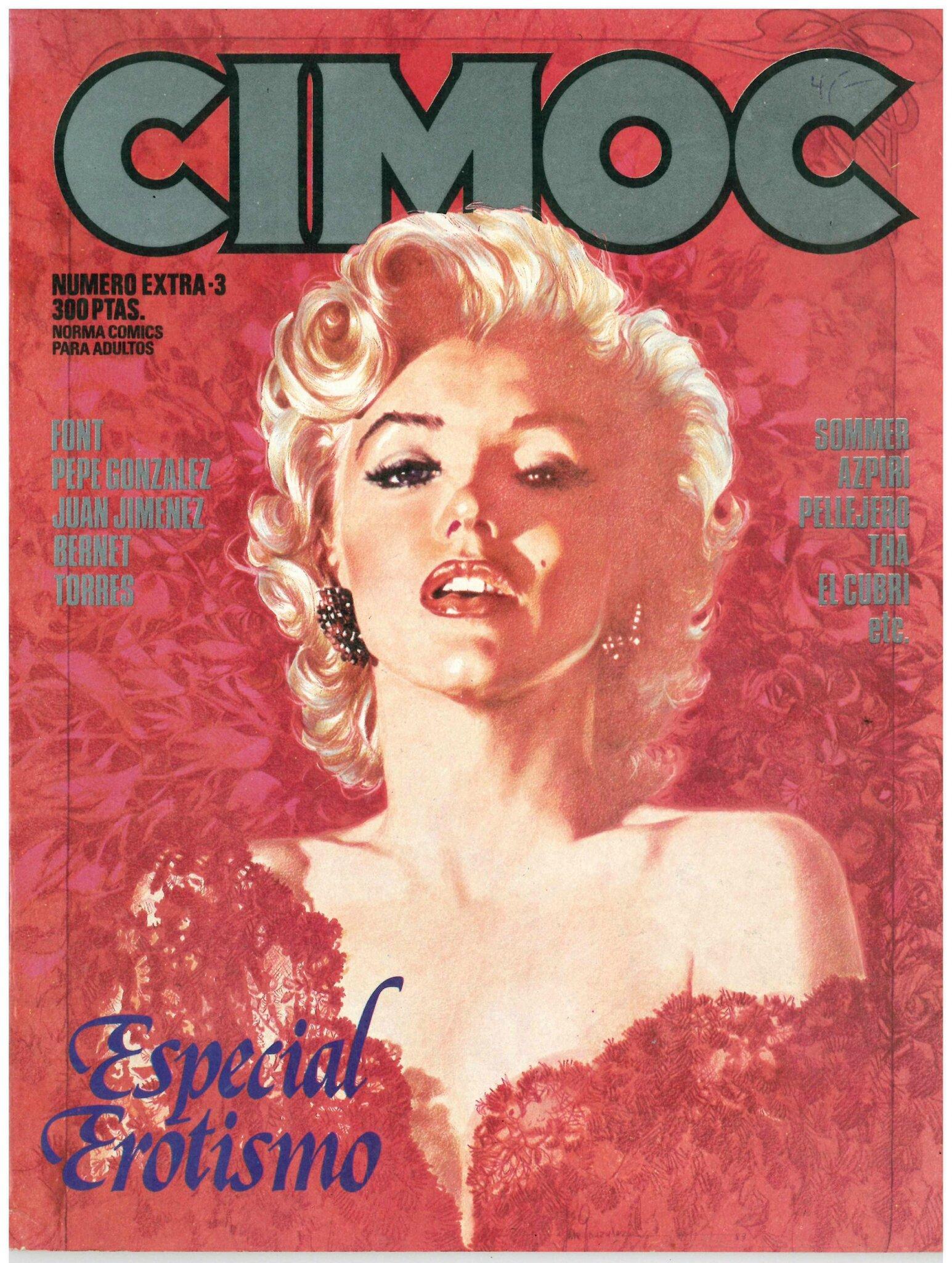 Cimoc (Esp) 1983
