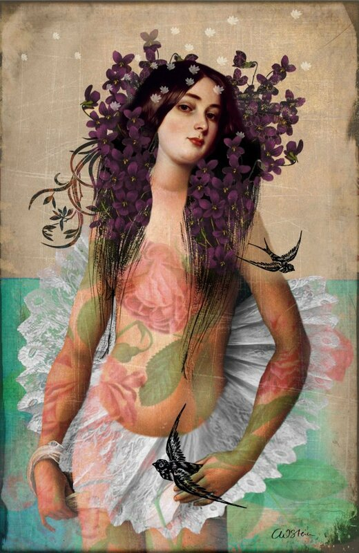 Catrin Welz-Stein - German Surrealist Graphic Designer - Tutt'Art@ (5)