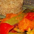 Curry de légume