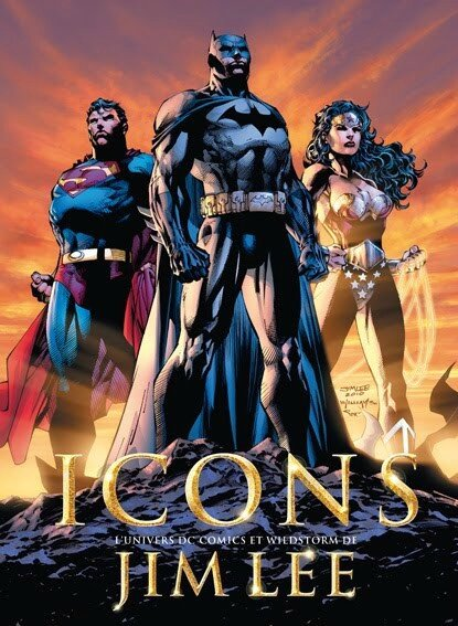 icons jim lee