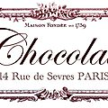 french frame chocolat vintage image graphicsfairysm
