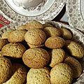 Biscuits au gingembre frais et au miel 064
