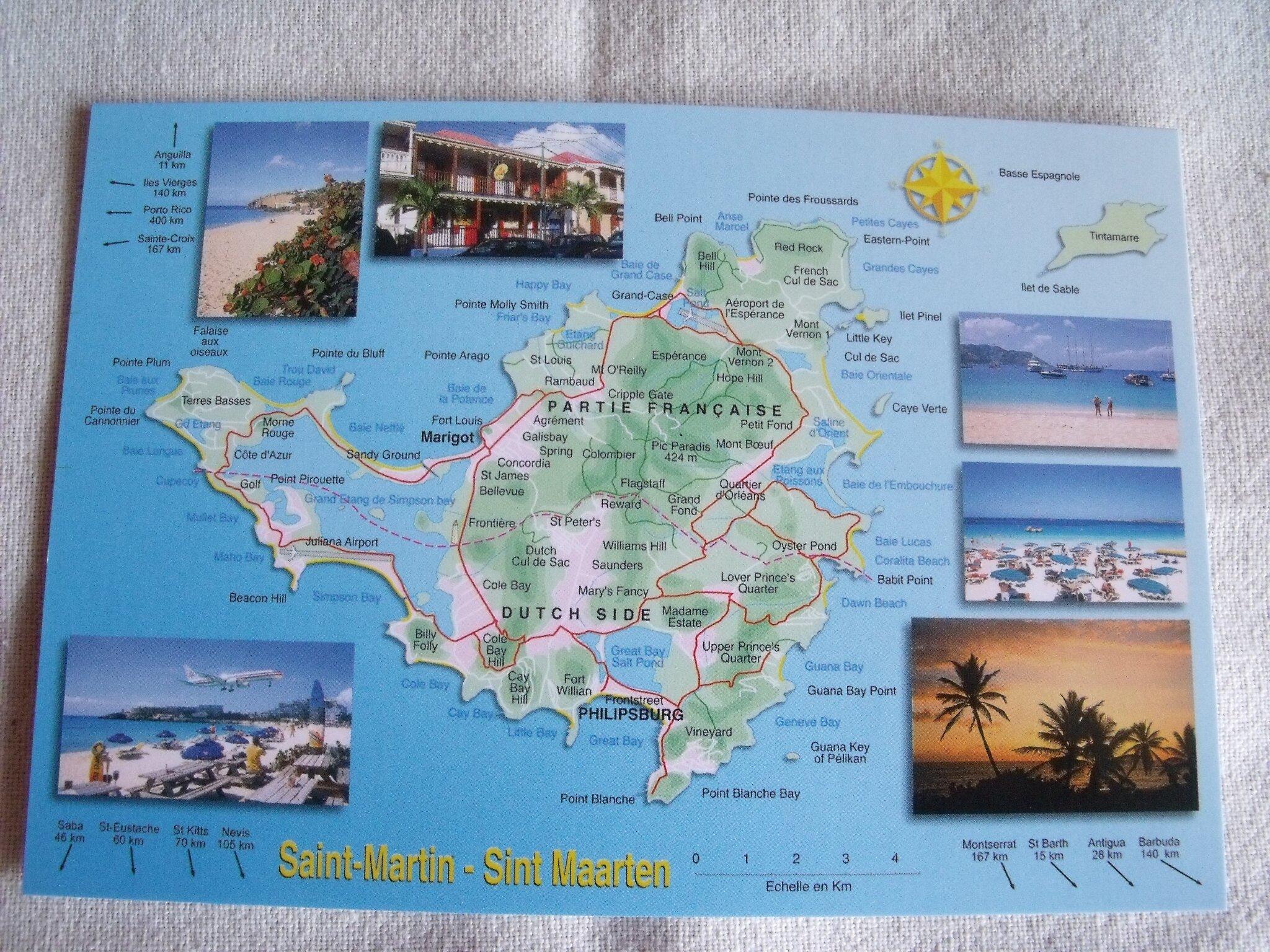 Saint Martin (datée 2006)