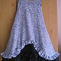 Robe willemientje, 6 ans