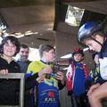 Visite palombière 13 novembre 2010