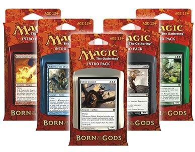 Boutique jeux de société - Pontivy - morbihan - ludis factory - Magic Créations divines intro pack