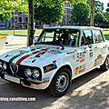 Alfa romeo giulia de 1978 (paul pietsch classic 2014)