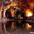 grotte des Mines d'argent Melle 79 le 22709